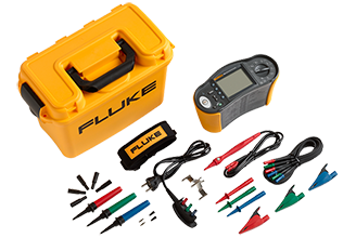 FLUKE 1663 - revize instalací a hromosvodů a RCD A/AC/B - 2