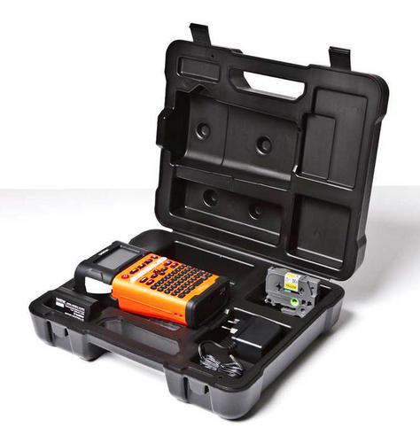 BROTHER PT-E300VP - tiskárna čár. kódů, textů a el. značek + potisk bužírek - 2