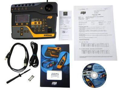 REVEXmax S - revize spotřebičů - 2