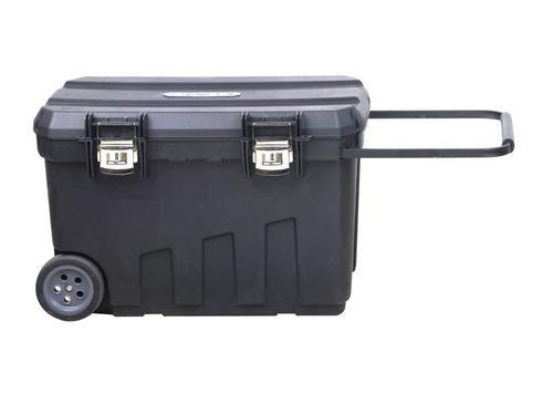 STANLEY pojízdný box na nářadí s kovovými přezkami, Mobile Jobchest - 2