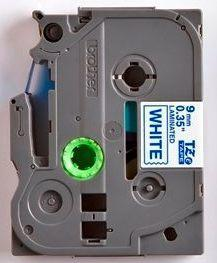 TZe-223 - bílá/modrý tisk, 9 mm - 2