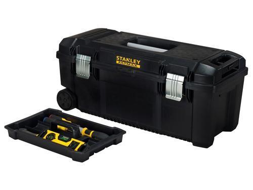 FatMax 28'' voděodolný box na kolečkách s rukojetí - 2
