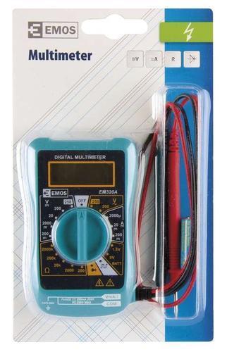 EM320A - multimetr - 2