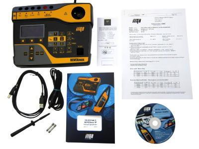 REVEXmax W - revize spotřebičů a zkoušení svařovacích zařízení - 2