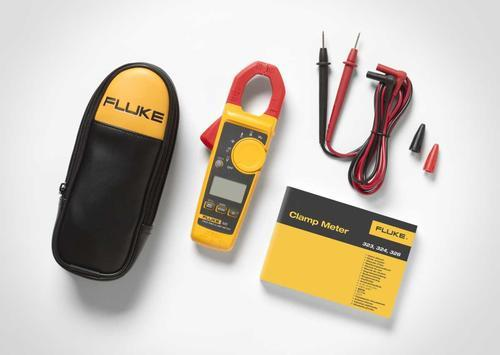 FLUKE 325 - klešťový multimetr I(AC/DC), U(AC/DC), R, Hz, kapacita, teplota - 2
