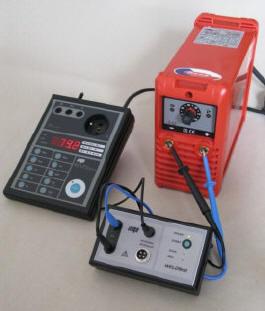 WELDtest - adaptér pro měření napětí svařovacího obvodu dle požadavků ČSN EN 60974-4  - 2