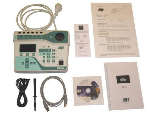 MDtest - revize zdravotnických el. přístrojů a spotřebičů - 2