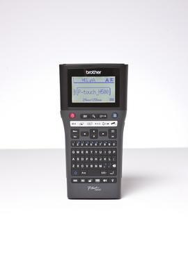 BROTHER PT-H500 - tiskárna čár. kódů, textů a el. značek na laminovanou samolepící pásku - 2
