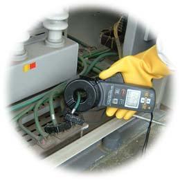 KEW 4200 - klešťový měřič uzemnění a proudů včetně kalibrace - 2
