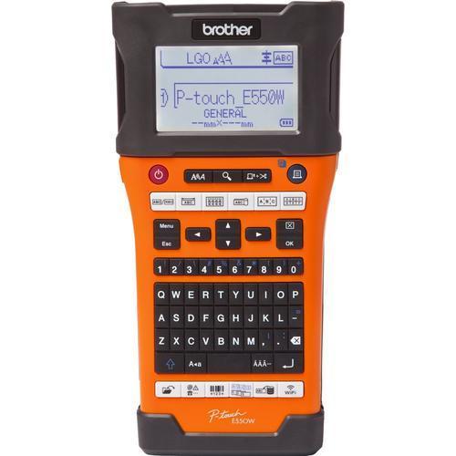 BROTHER PT-E550WSP - speciální balení (kufr+zdroj+AKU+4 pásky TZe) - 2
