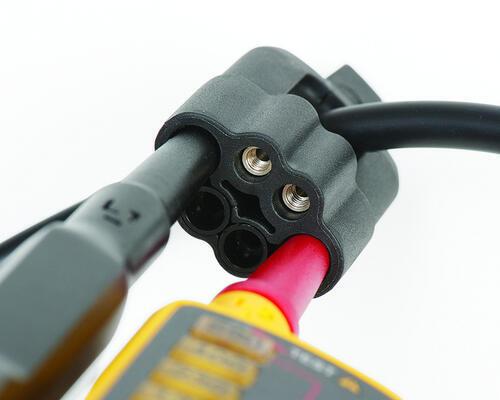 FLUKE T130/VDE - tester napětí/spojitosti s LCD a přepínatelným zatížením - 2