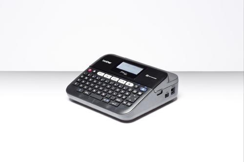 BROTHER PT-D450VP - tiskárna čár. kódů, textů a el. značek na laminovanou samolepící pásku - 2