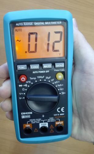 EM420B - multimetr - 2