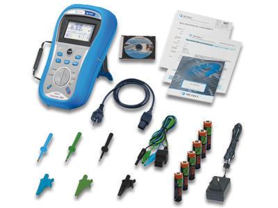 METREL Smartec Z Line-Loop/RCD (MI3122) - měřič impedance smyčky a proudových chráničů - 2