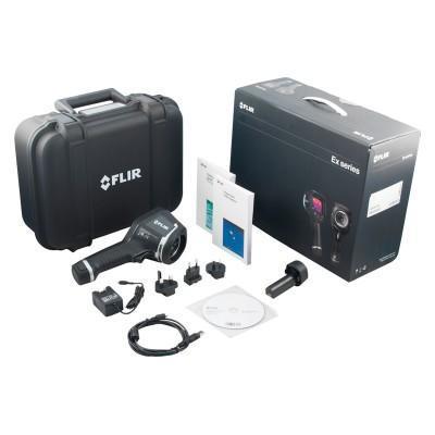 FLIR E4 - termokamera 80x60 - 2