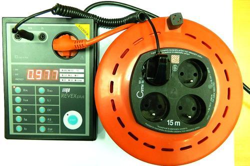 IP8030 - adaptér pro testování prodlužovacích přívodů - 2
