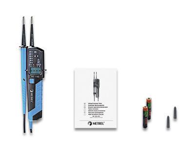 METREL MD 1160 - dig. LCD zkoušečka napětí, spojitosti a sledu fází - 2