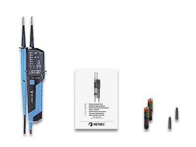 METREL MD 1060 - dig. LED zkoušečka napětí, spojitosti a sledu fází - 2