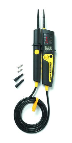 BEHA-AMPROBE 2100-BETA - tester napětí/spojitosti s LCD a zatížením - 2