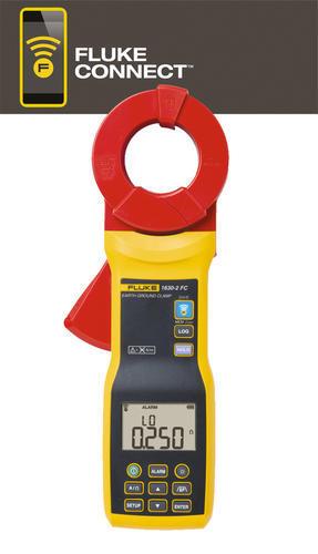 FLUKE 1630-2FC/PACK30 - klešťový měřič uzemnění a unikajících proudů a FLUKE Pack 30 - 2