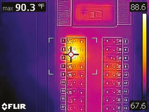 FLIR C3 - termokamera 80x60 - 3