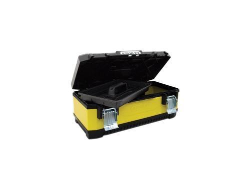 "STANLEY kovoplastový box na nářadí - žlutý, 20"" - 3"
