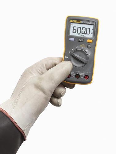 FLUKE 107 ESP - Digitální multimetr U (ss/st), I(ss/st), odpory, kapacita, diody - 3