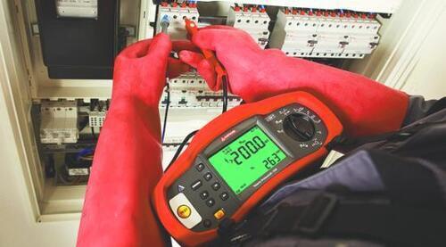BEHA AMPROBE - Telaris ProInstal 100 - revize instalací (kalibrace v ceně přístroje) - 3