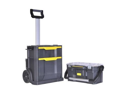 "STANLEY Rolling Workshop s 19"" boxem - 3"