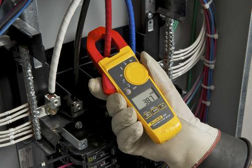 FLUKE 325 - klešťový multimetr I(AC/DC), U(AC/DC), R, Hz, kapacita, teplota - 3