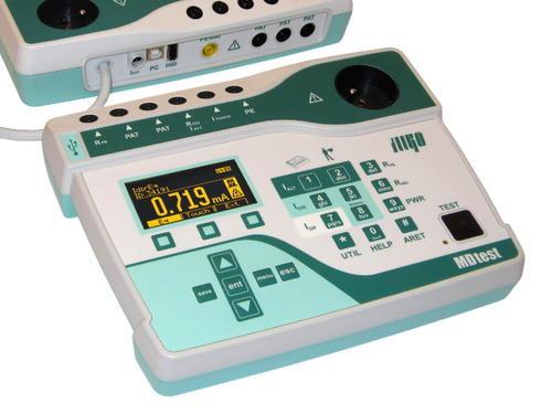 MDtest - revize zdravotnických el. přístrojů a spotřebičů - 3
