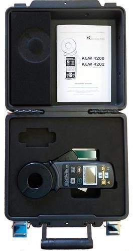 KEW 4200 - klešťový měřič uzemnění a proudů včetně kalibrace - 3