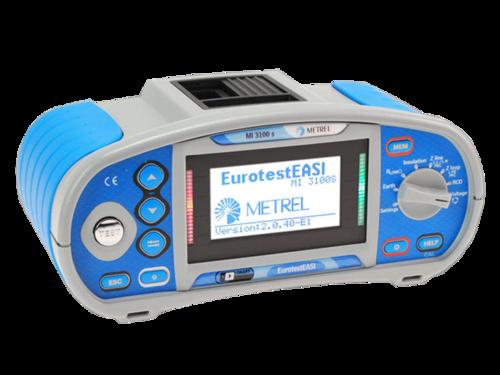 METREL Eurotest EASI s (MI3100 s) - revize instalací a hromosvodů - 3