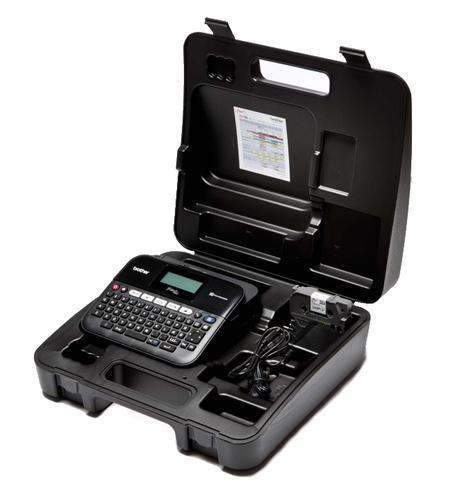 BROTHER PT-D450VP - tiskárna čár. kódů, textů a el. značek na laminovanou samolepící pásku - 3