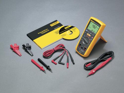 FLUKE 1507 - digitální měřič izolačních a přechodových odporů - 3