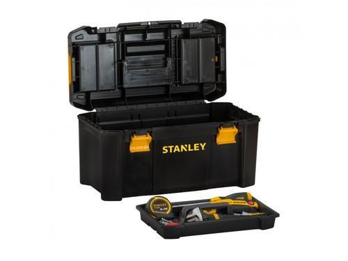 """STANLEY box 19"""" s plastovými přezkami - 3"""