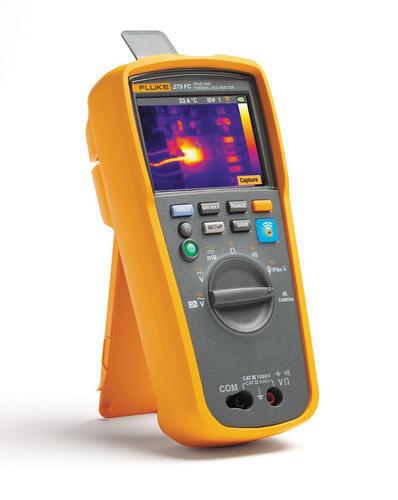 FLUKE 279 FC - termální multimetr termokamera (80x60), I(AC), U(AC), R, Hz, kapacita - 3