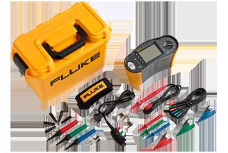 FLUKE 1663 - revize instalací a hromosvodů a RCD A/AC/B - 4