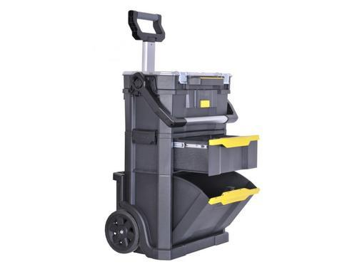 "STANLEY Rolling Workshop s 19"" boxem - 4"
