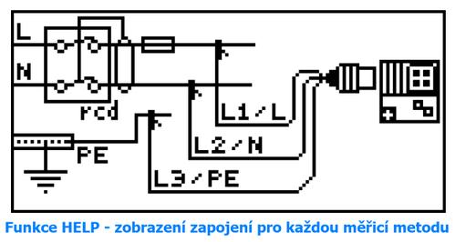 METREL Eurotest XE 2,5 kV BT (MI3102H BT) - revize instalací a hromosvodů + bluetooth - 4