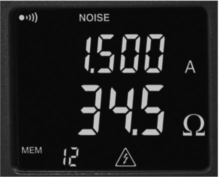 C.A 6416 - klešťový měřič uzemnění a proudů - 4