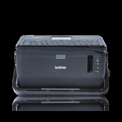 BROTHER PT-D800W - tiskárna čár. kódů, textů a el. značek na laminovanou samolepící pásku - 4