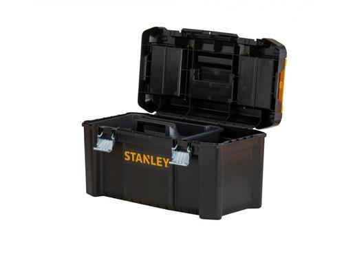 "STANLEY box 19"" s kovovými přezkami - 4"