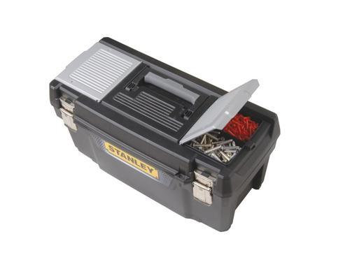 "STANLEY box 25"" s kovovými přezkami - 4"