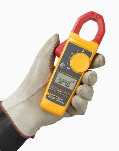 FLUKE 324 - klešťový multimetr I(AC), U(AC/DC), R, kapacita, teplota - 4