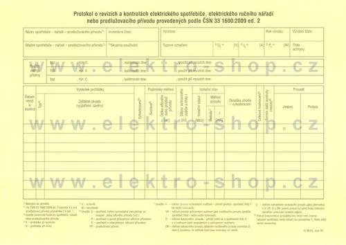 REVEXplus, brašna a 200 ks protokolů - 4