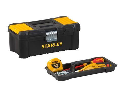 """STANLEY box 12,5"""" s kovovou přezkou - 4"""
