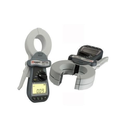 Megger DET14C - klešťový měřič uzemnění a proudů s otvorem kleští až 50 mm - 4