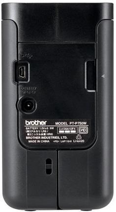 BROTHER PT-P750W - tiskárna zalaminovaných samolepících štítků - 4
