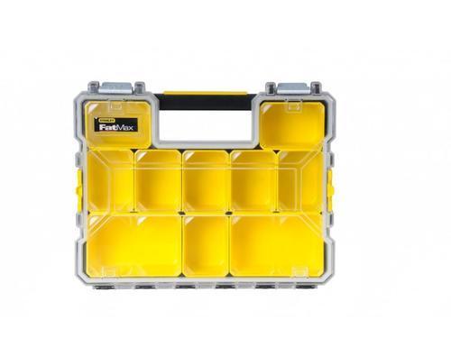FatMax profesionální voděodolný organizer (11 cm) s kovovými přezkami - 4